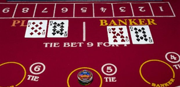 The Banker Bet Baccarat Strategies Easy To Win